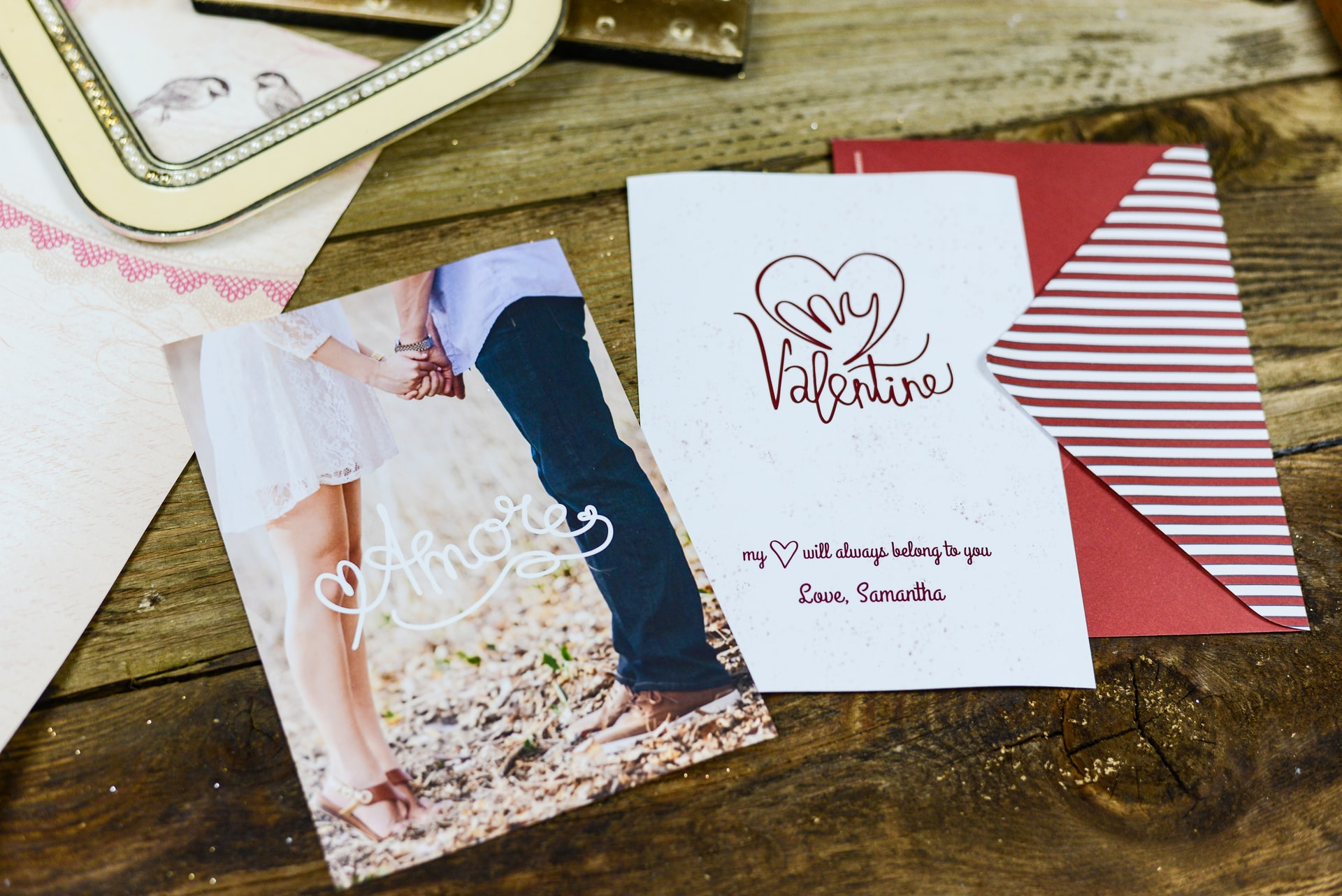 Need a V-Day Card Near 14W? Head to Copenhaver!